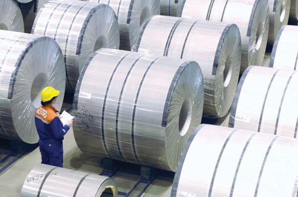 Chống bán phá giá thép nhập khẩu: Chỉ là biện pháp bảo hộ tạm thời