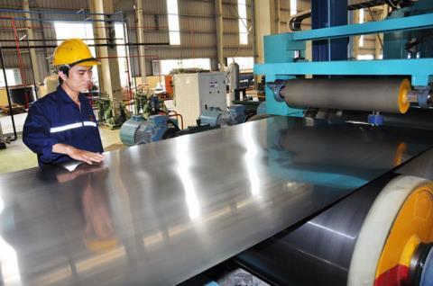 Thép mạ nhập khẩu từ Trung Quốc sẽ bị áp thuế cao nhất hơn 38%