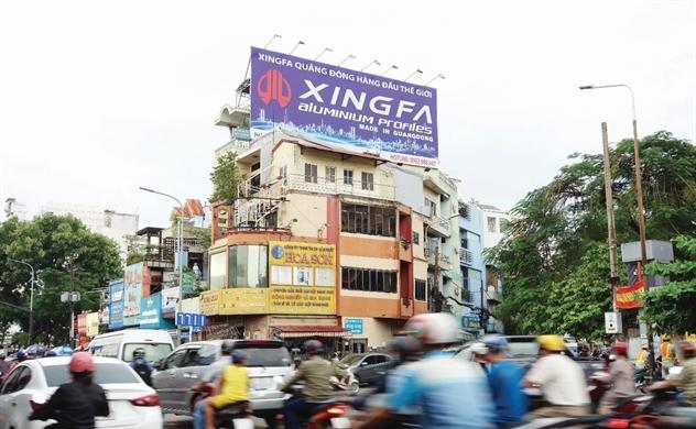 Thép Trung Quốc 'tránh bão' ở thị trường Việt Nam