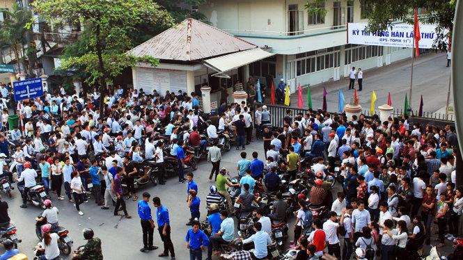 Dự báo thị trường nhân lực Việt Nam năm 2018