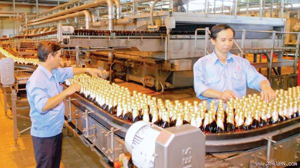 Nội 'đấu' ngoại trên thị trường bia