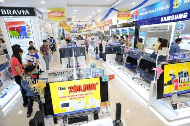 Thị trường điện máy: Sau Tết Nguyên đán sức mua thấp mặc dù giá giảm sâu