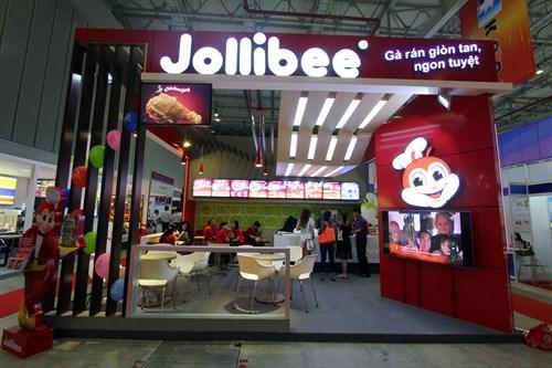 cua hang jollibee dau tien duoc mo tai viet nam vao nam 1996. den cuoi nam 2012, so cua hang cua jollibee la 25.
