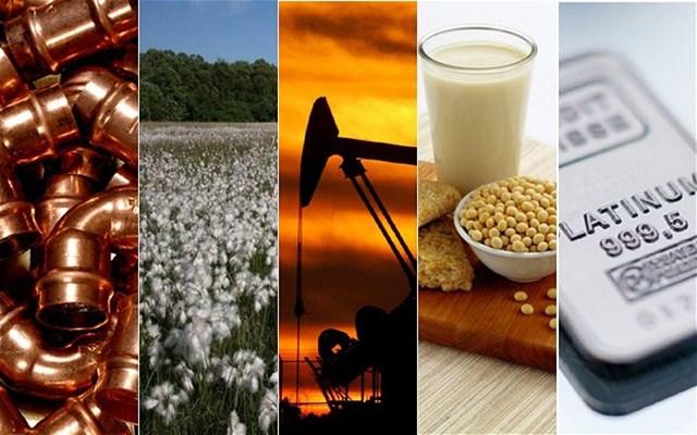 Hàng hóa thế giới sáng 23/5: Giá kim loại và nông sản đồng loạt tăng