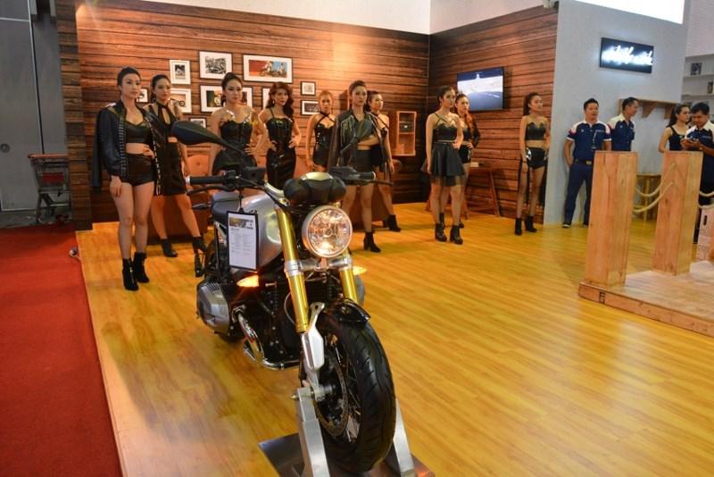 Đại gia ngoại nhảy vào thị trường mô tô Việt