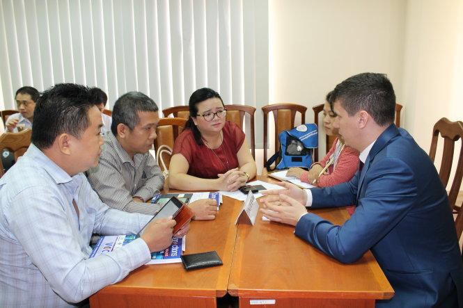"""""""Săn"""" hàng Việt vào thị trường Nga"""