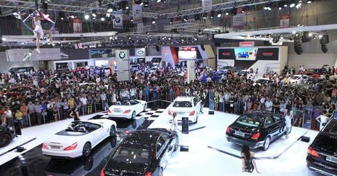 Thị trường ô tô 2018: Người Việt đang giàu lên, sức mua ô tô sẽ tăng?