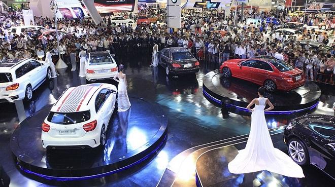 10 sự kiện 'nóng' nhất thị trường ôtô Việt 2017