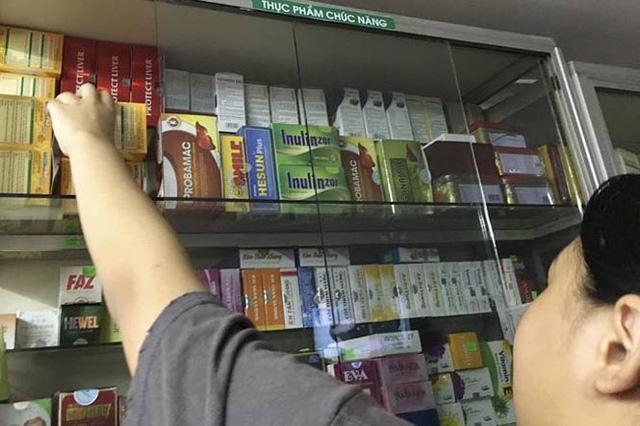 Bát nháo thị trường thực phẩm chức năng - Ảnh 1.