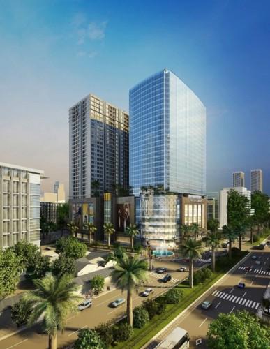 Sôi động thị trường văn phòng tại Hà Nội