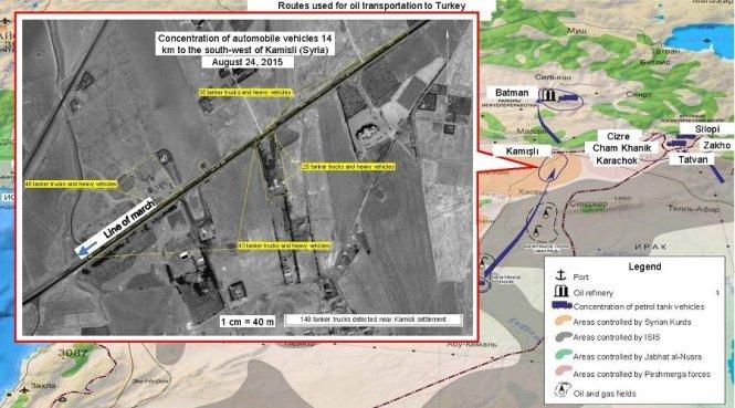 """Iran có hình ảnh, video Thổ Nhĩ Kỳ """"làm ăn"""" với IS?"""