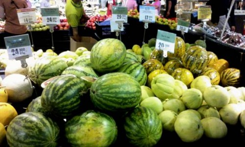 Tìm cửa rộng hơn vào thị trường thực phẩm Hàn Quốc