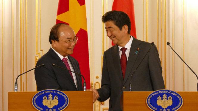 Những kỳ vọng vào quan hệ đối tác chiến lược kiểu mới Việt - Nhật