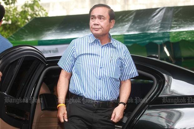 thu tuong thai lan prayut chan-o-cha. (nguon: bangkokpost)