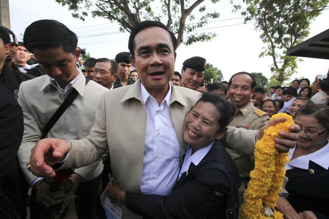 """""""Nhà nước nhân dân"""" của thủ tướng Thái"""
