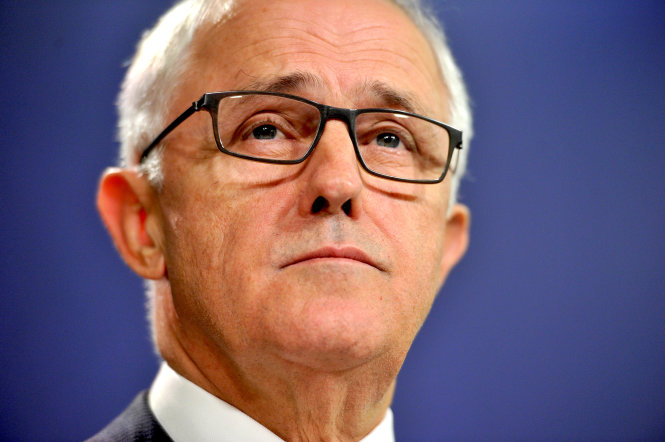 thu tuong uc malcolm turnbull - anh: reuters