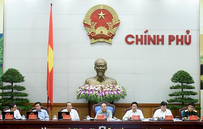 Nghị quyết phiên họp Chính phủ thường kỳ tháng 6/2016