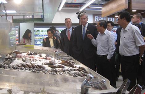 Đại gia Thái đẩy mạnh bán gì trên xe đẩy tại Việt Nam?