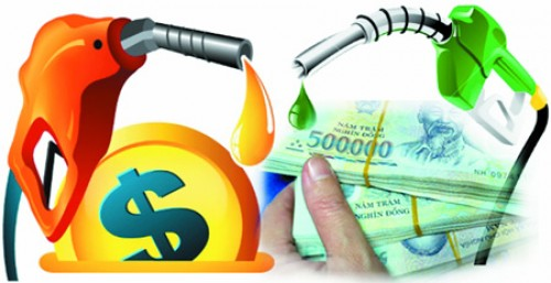 Nhập khẩu xăng dầu giảm về lượng nhưng kim ngạch tăng