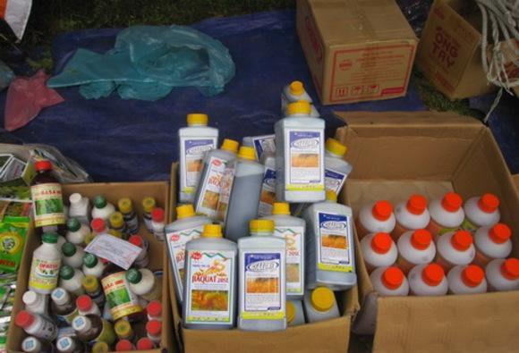 Trung Quốc là thị trường chủ yếu cung cấp thuốc trừ sâu cho Việt Nam