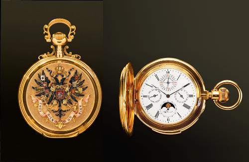 Lịch sử thương hiệu chế tác đồng hồ cho Rolls-Royce
