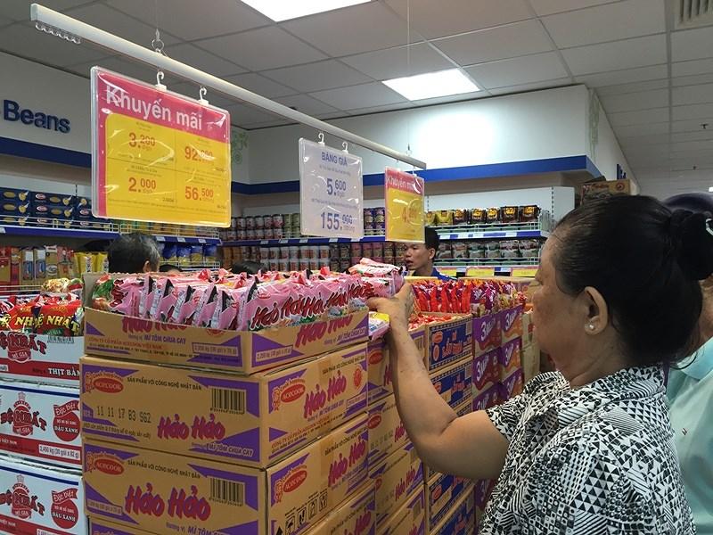 Top những thương hiệu được mua nhiều nhất ở Việt Nam