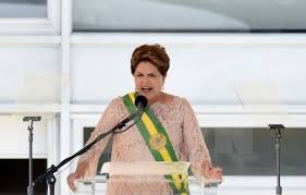 tong thong brazil dilma rousseff. (nguon: afp/ttxvn)