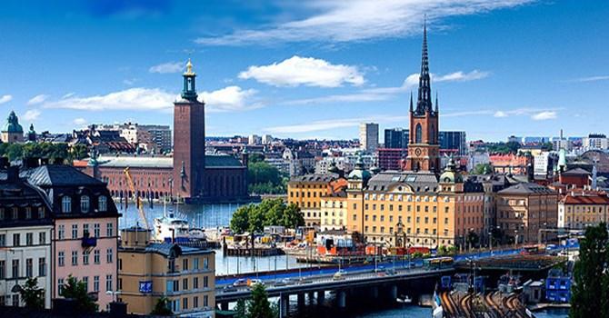Nhóm hàng kim loại và sản phẩm xuất sang Thụy Điển tăng đột biến
