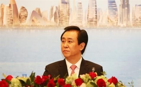 Các tỷ phú Trung Quốc ngày một giàu lên nhờ bất động sản