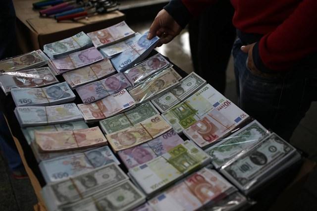 Tỷ giá các cặp đồng tiền chủ chốt ngày 12/11/2015
