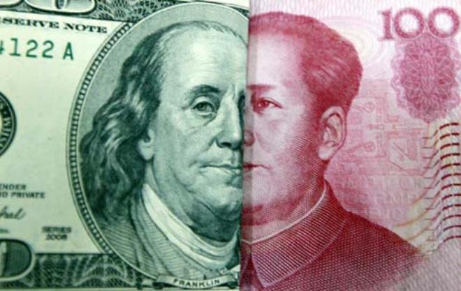 USD cao nhất 13 năm, nhân dân tệ thấp nhất 5 năm