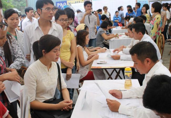 Việt Nam xếp... bét bảng về tỷ lệ tìm việc qua Internet