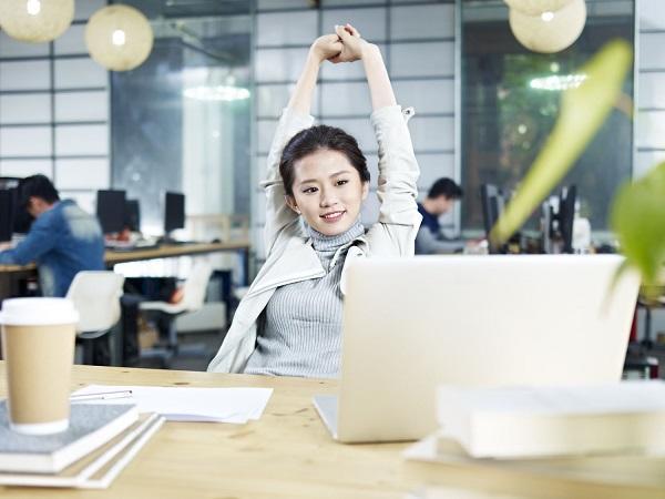 5 tuyệt chiêu giúp bạn vượt qua tình trạng kiệt sức trong công việc
