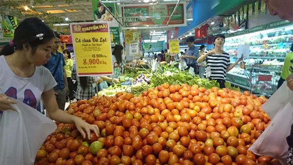 Các nhà bán lẻ nội địa đang chiếm ưu thế tại TP HCM