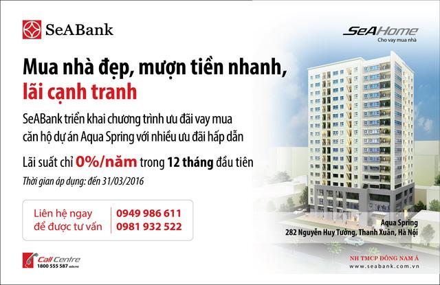 Tín dụng mua nhà bước vào cuộc cạnh tranh mới