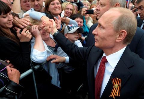 Tin không vui cho ông Putin dịp sinh nhật