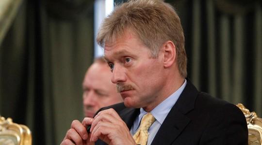 phat ngon vien dien kremlin, ong dmitry peskov. anh: reuters