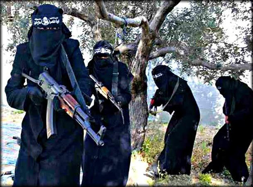 Sự khác biệt giữa IS và Al - Qaeda (Kỳ 3): Tình dục và những chiến binh thánh chiến cô đơn