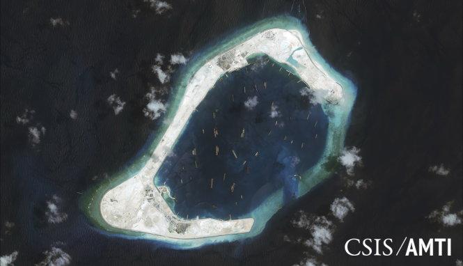 Biển Đông làm nóng thượng đỉnh Mỹ - Trung