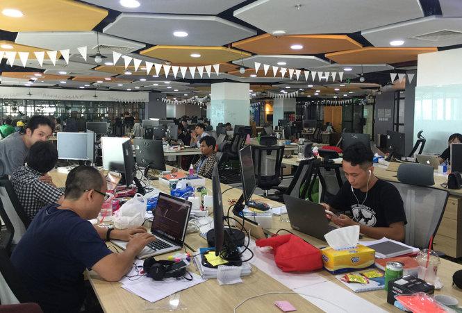 Startup Mỹ đến Việt Nam