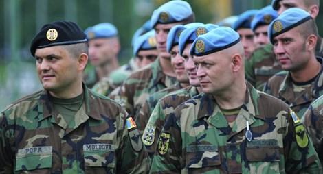 tiraspol hom 02-09 da to chuc mot cuoc dieu hanh quan su danh dau ky niem 25 nam doc lap cua transnistria (anh: sputnik)