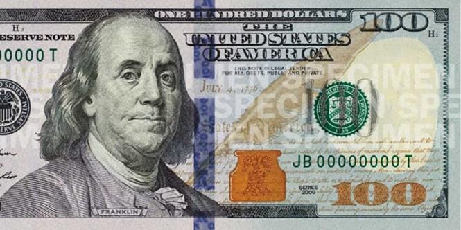 Có dễ 'khai tử' tờ 100 USD?