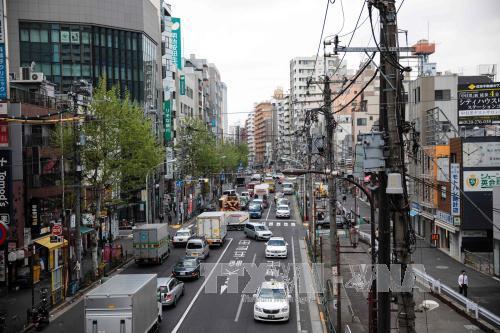 Các thành phố thông minh châu Á