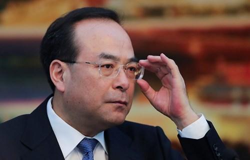 Tôn Chính Tài 'vụt tắt vì dớp Bạc Hy Lai' và luật bất quy tắc Đại hội 19 Trung Quốc