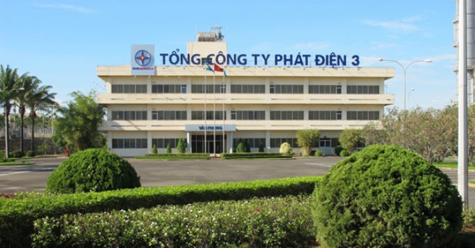 tong cong ty phat dien 3. anh: tl