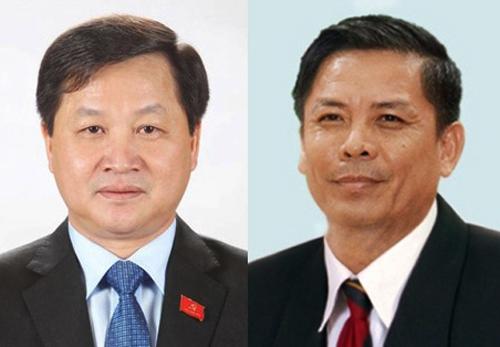 Đường thăng tiến của tân Bộ trưởng GTVT và Tổng Thanh tra Chính phủ