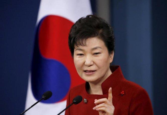 tong thong han quoc park geun-hye - anh: reuters