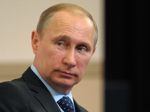 Tổng thống Putin: Quan hệ Nga-Trung 'ở mức cao chưa từng thấy'