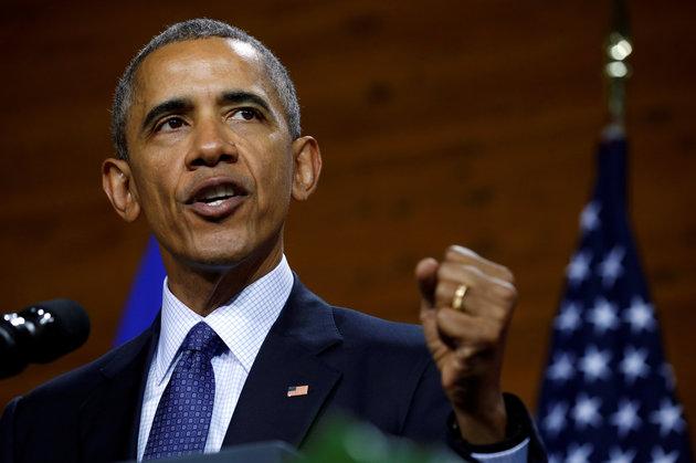 Tổng thống Obama: Trung Quốc hành xử như đứa trẻ to xác ở Biển Đông