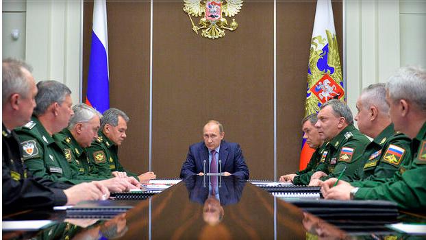 Tổng thống Putin: Nga sẽ nâng cấp kho vũ khí hạt nhân
